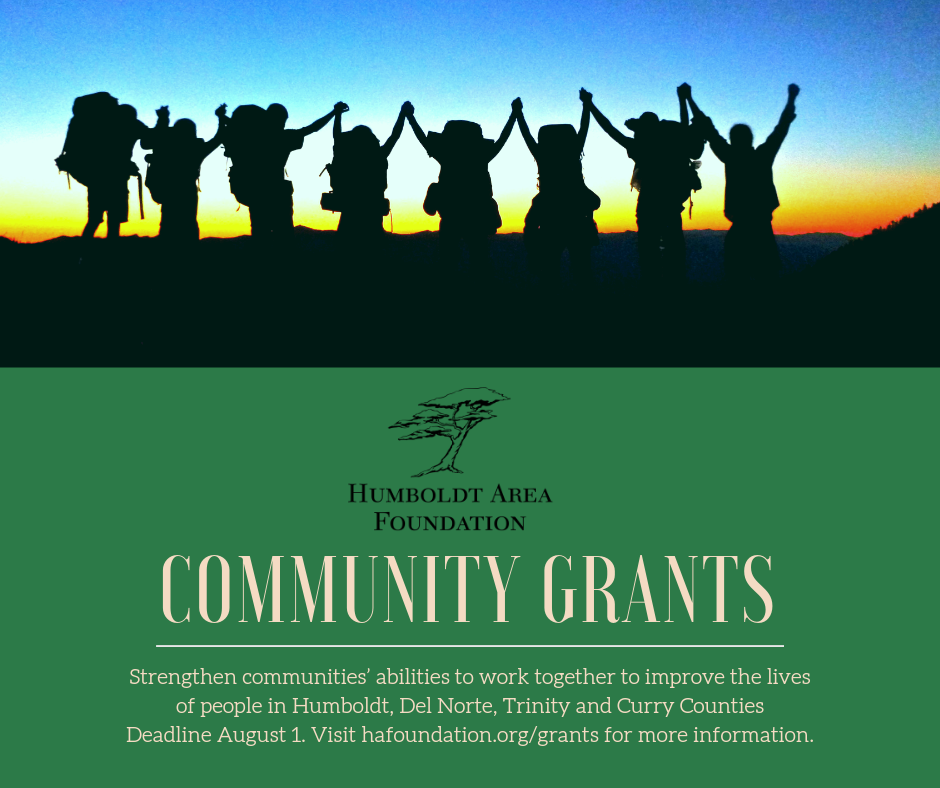 Community Grants Program Deadline August 1