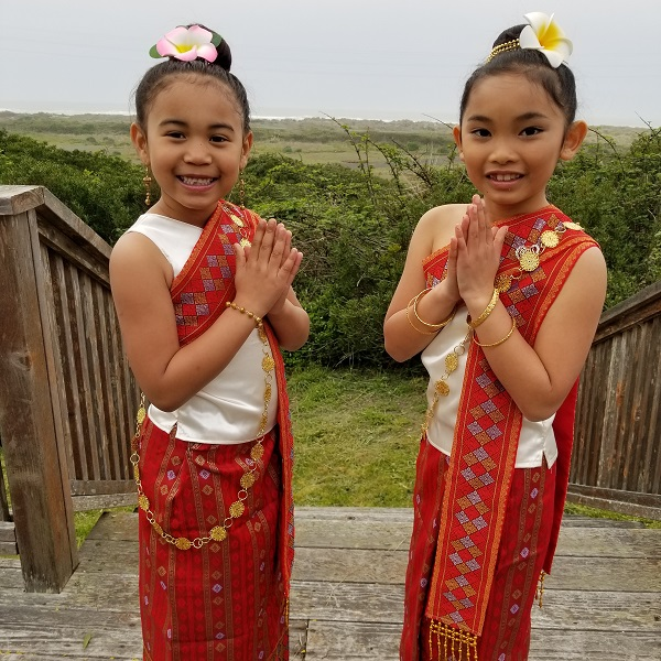 Opportunity Funds Help Sustain Lao Traditional Dancing